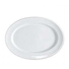 Półmisek owalny porcelanowy<br />model: 387061<br />producent: Isabell
