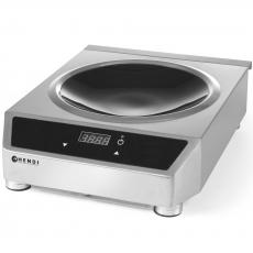 Kuchenka indukcyjna wok<br />model: 239766<br />producent: Hendi