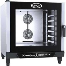 Piec konwekcyjno-parowy elektryczny cukierniczy BakerLux<br />model: 900695<br />producent: Unox
