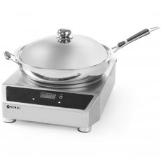 Kuchenka indukcyjna wok<br />model: 239681<br />producent: Hendi