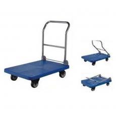 Wózek platformowy z tworzywa<br />model: T-142-11<br />producent: Tom-Gast