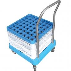 Wózek do transportu koszy do zmywarek C-1122<br />model: 00000174<br />producent: Redfox