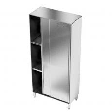 Szafa nierdzewna magazynowa<br />model: E3065/800/500/1800<br />producent: M&M Gastro
