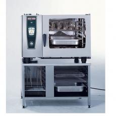 Piec konwekcyjno-parowy elektryczny 6xGN2/1 | RATIONAL SCC62E<br />model: SCC62E<br />producent: Rational