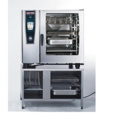 Piec konwekcyjno-parowy gazowy 10xGN2/1 | RATIONAL SCC102G<br />model: SCC102G<br />producent: Rational