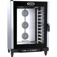 Piec konwekcyjno-parowy elektryczny cukierniczy BakerLux<br />model: 900895<br />producent: Unox