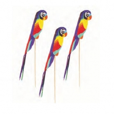 Ozdoba - papuga<br />model: GS-16780<br />producent: Tom-Gast