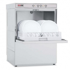 Zmywarka gastronomiczna do naczyń QQ-50T<br />model: 00010785<br />producent: Redfox