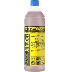 Środek do mycia i dezynfekcji alkaicznej AlkaDez<br />model: SP-24/001<br />producent: Tenzi