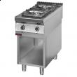 Kuchnia gastronomiczna gazowa 2-palnikowa 900.KG-2/S