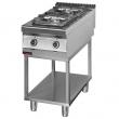 Kuchnia gastronomiczna gazowa 2-palnikowa 900.KG-2/T