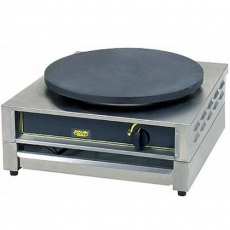 Naleśnikarka gazowa pojedyncza - 40cm<br />model: CSG 400<br />producent: Roller Grill