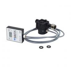Licznik przepływu wody 3/8 do filtrów Brita<br />model: 823998<br />producent: Stalgast