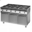 Kuchnia gazowa 6-palnikowa 900.KG-6/S/D