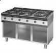 Kuchnia gazowa 6-palnikowa 900.KG-6/S