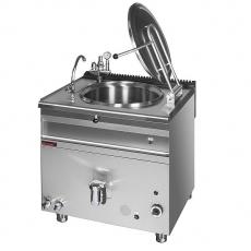 Kocioł warzelny gazowy - poj. 200l | KROMET 900.BGK-200<br />model: 900.BGK-200<br />producent: Kromet