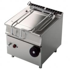 Patelnia gastronomiczna gazowa BR80-98G<br />model: 00001119<br />producent: Lotus