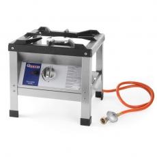Taboret gastronomiczny gazowy 1-palnikowy Kitchen Line<br />model: 147801<br />producent: Hendi
