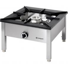 Taboret gastronomiczny gazowy 1-palnikowy - G20<br />model: 773001<br />producent: Stalgast