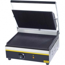Grill kontaktowy panini<br />model: 742030<br />producent: Gredil