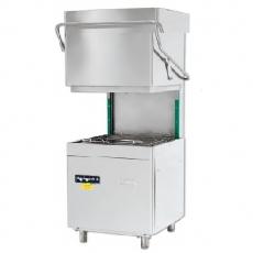 Zmywarka gastronomiczna do naczyń kapturowa z automatycznym systemem zmiękczania wody<br />model: 803017<br />producent: Silanos
