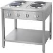 Kuchnia gastronomiczna elektryczna 4-płytowa / model - 979500/W
