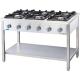 Kuchnia gastronomiczna gazowa 6-palnikowa / model - 979621