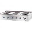 Kuchnia gastronomiczna elektryczna 6-płytowa - 9707000