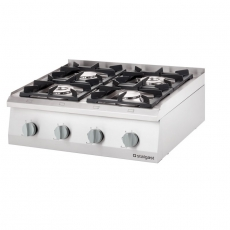 Kuchnia gastronomiczna gazowa 2-palnikowa<br />model: 9705110<br />producent: Stalgast