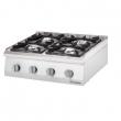 Kuchnia gastronomiczna gazowa 4-palnikowa 9706210