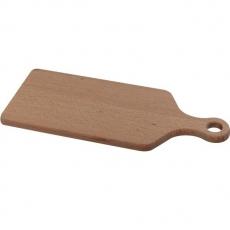 Deska drewniana do chleba<br />model: 505106<br />producent: Hendi