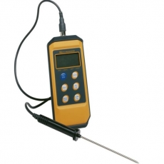 Termometr cyfrowy z sondą<br />model: 271407<br />producent: Hendi