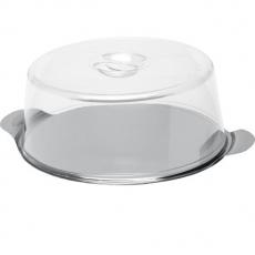 Taca z pokrywą okrągła<br />model: 980101<br />producent: Hendi