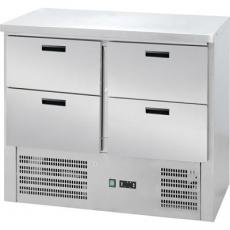 Stół chłodniczy z szufladami<br />model: 842041<br />producent: Stalgast
