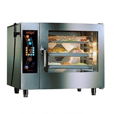 Piec konwekcyjno-parowy elektryczny VISION ORANGE O 611 b AC<br />model: 00009499<br />producent: Retigo