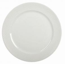 Talerz płytki porcelanowy IMPRESS<br />model: 34605<br />producent: Ambition