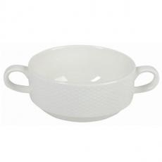 Bulionówka porcelanowa IMPRESS<br />model: 63369<br />producent: Ambition