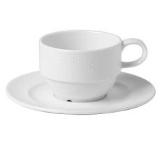 Filiżanka sztaplowana porcelanowa IMPRESS<br />model: 63432<br />producent: Ambition