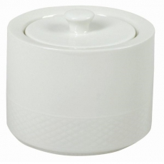 Cukiernica porcelanowa IMPRESS<br />model: 63373<br />producent: Ambition