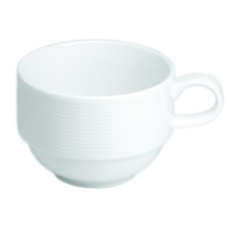 Filiżanka porcelanowa sztaplowana DESIRE<br />model: 63353<br />producent: Ambition