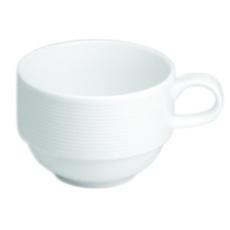 Filiżanka porcelanowa sztaplowana DESIRE<br />model: 63394<br />producent: Ambition