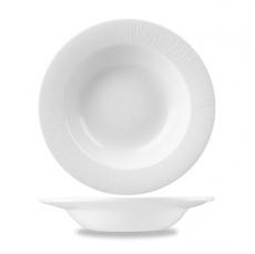 Talerz głęboki porcelanowy BAMBOO<br />model: 289028<br />producent: Churchill