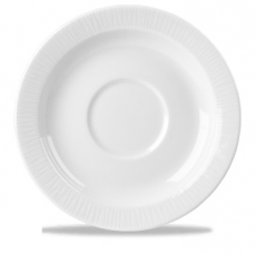 Spodek do filiżanki porcelanowy BAMBOO<br />model: 293160<br />producent: Churchill