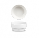 Salaterka porcelanowa ryflowana PROFILE 293054