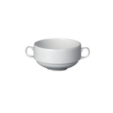 Bulionówka porcelanowa SPYRO <br />model: 9032C735<br />producent: Steelite