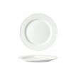Talerz płytki Slimline porcelanowy SIMPLICITY 0214