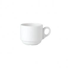 Filiżanka Atlanta porcelanowa SIMPLICITY<br />model: 11010154<br />producent: Steelite