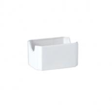 Pojemnik porcelanowy na cukier SIMPLICITY<br />model: 11010389<br />producent: Steelite
