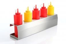 Ekspozytor do sosów<br />model: 630655<br />producent: Hendi