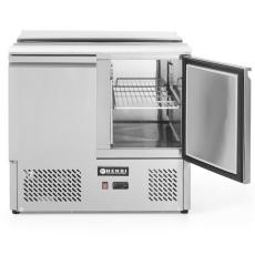 Stół chłodniczy 2-drzwiowy z pokrywą<br />model: 232804<br />producent: Hendi